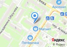 Компания «АЙТИ-СТРОЙ» на карте