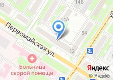 Компания «Банкомат Газпромбанк» на карте