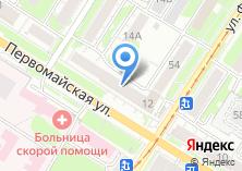 Компания «Служба вскрытия С1 - Тула» на карте