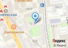 Компания «Торюмонкай» на карте