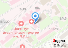 Компания «Городская клиническая больница №55» на карте