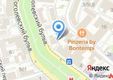 Компания «Мистерия» на карте