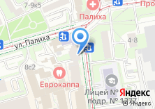 Компания «Тур Партнер» на карте