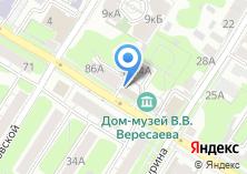 Компания «Сектор координации деятельности ГО и ЧС» на карте