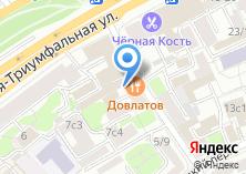 Компания «Правительство Московской области» на карте