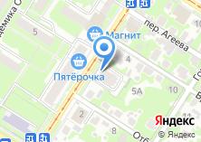 Компания «Строящийся жилой дом по ул. Николая Руднева» на карте