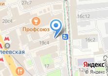 Компания «Интер-Мебель» на карте