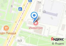 Компания «МедСтандарт» на карте