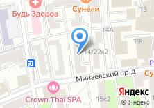Компания «Студия-3Б» на карте