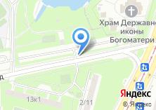 Компания «Автостоянка №21» на карте