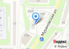 Компания «Альгрис» на карте