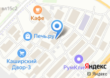 Компания «Лесдревпром» на карте