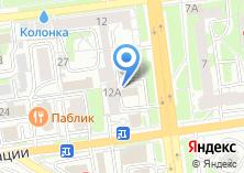 Компания «Единая городская служба ритуальных услуг» на карте