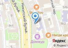 Компания «Юр-Лекус» на карте