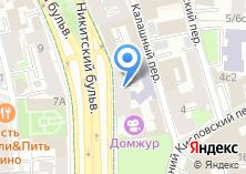 Компания «Международный пресс-клуб» на карте