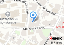 Компания «Седов и Ямпольский» на карте