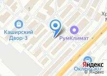 Компания «Электро-Авангард» на карте