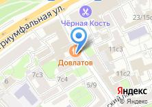 Компания «Сфера Project» на карте