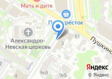 Компания «Машзавод» на карте