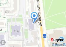 Компания «Московский технологический колледж питания» на карте