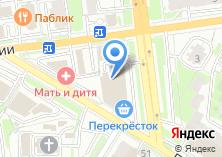 Компания «Строящееся административное здание по ул. Лейтейзена» на карте