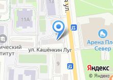 Компания «Finexo» на карте