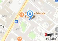 Компания «ЭКСТЭС-ТРАНСПОРТ» на карте