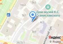 Компания «Фонд Елены Образцовой» на карте