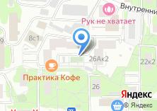 Компания «Диакон» на карте