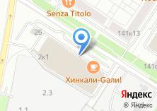 Компания «Webformula» на карте