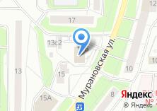 Компания «Отдел МВД России по Северо-Восточному административному округу» на карте