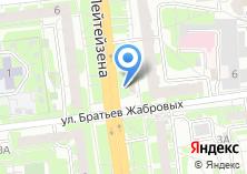 Компания «Алексей» на карте
