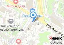 Компания «ПрофессионалЪ» на карте