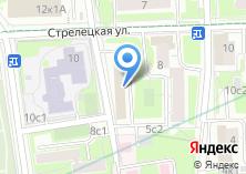 Компания «Кортех» на карте