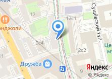 Компания «Севен» на карте