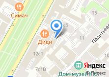Компания «Пресненский» на карте