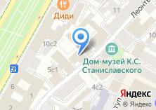 Компания «Общественный фонд народных художественных промыслов РФ» на карте
