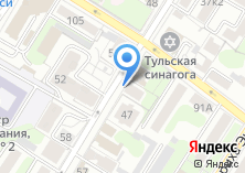 Компания «Арсеньевский мясокомбинат» на карте