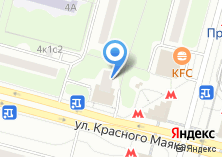 Компания «Venmare» на карте