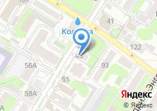 Компания «Квадрат+» на карте