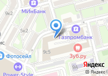 Компания «ФИНИНСТРОЙ» на карте