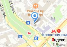 Компания «Дымская и партнеры» на карте
