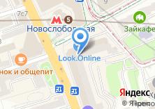 Компания «Клюква» на карте