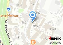 Компания «Техновагон» на карте