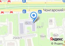Компания «Строительный колледж №38» на карте