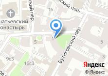 Компания «Молочный-3» на карте