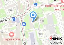Компания «Kascad» на карте