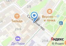 Компания «АКБ Русский Земельный Банк» на карте