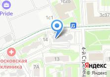 Компания «Pandoramarket» на карте