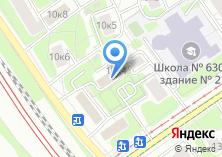 Компания «Центр Спутниковой Связи» на карте
